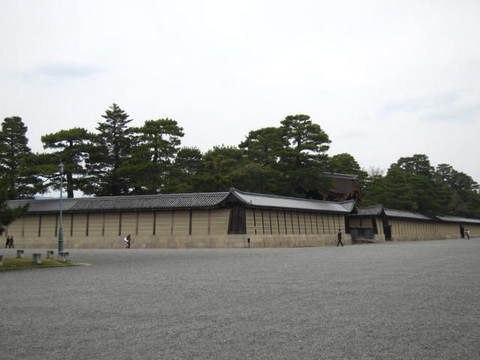 1・京都御苑塀.JPG