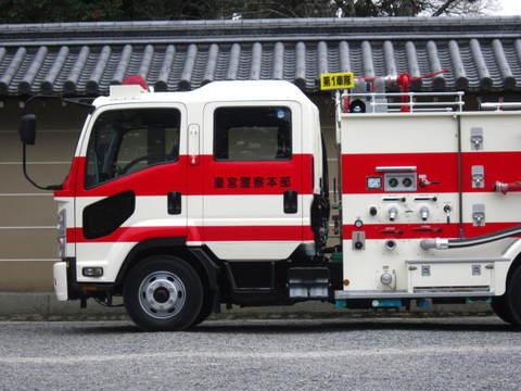 1・京都御苑皇宮警察車・1.JPG