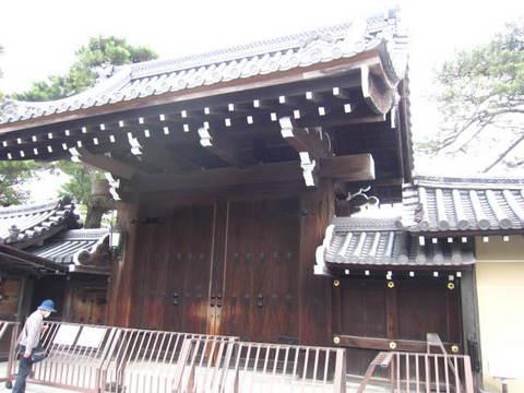 1・京都御苑門・1.JPG