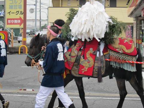 お祭り・馬2.JPG