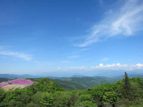 茶臼山・空と山.JPG