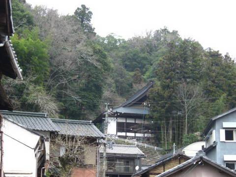 足助の町・寺院.JPG