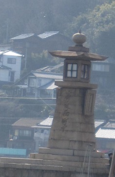 鞆の浦・常夜灯.JPG