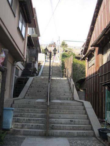 鞆の浦・散策9石段.JPG