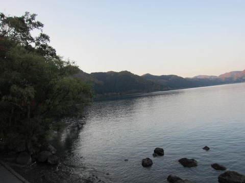 2・田沢湖薄暮.JPG
