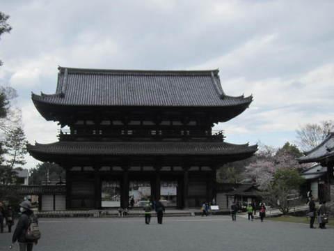 3・仁和寺山門.JPG