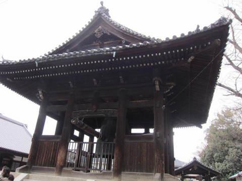 7・豊国神社鐘楼.JPG
