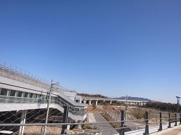 リニモ・万博駅.JPG