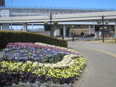 公園・花壇1.JPG