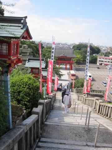 1・成田山石段1.JPG
